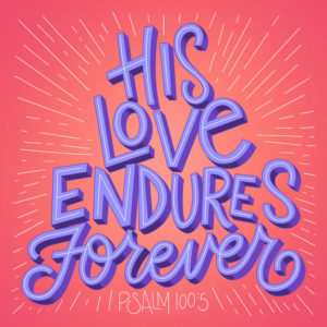 30 Days of Bible Lettering 2019